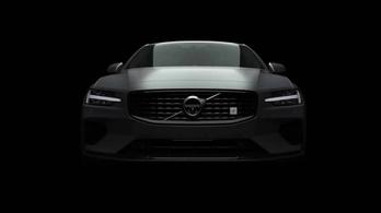 A Volvo megvillantja az új S60-ast