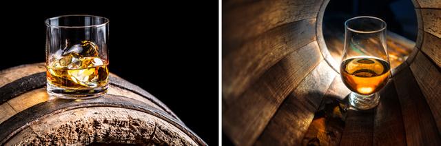 Melyik pohárból jobb whiskyt inni?