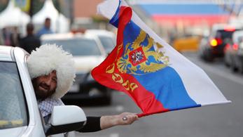 Az orosz törvényhozás elé került, hogy ne lehessen szidni a futballválogatottat