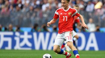 Futsalból jön, Oroszország a lábai előtt