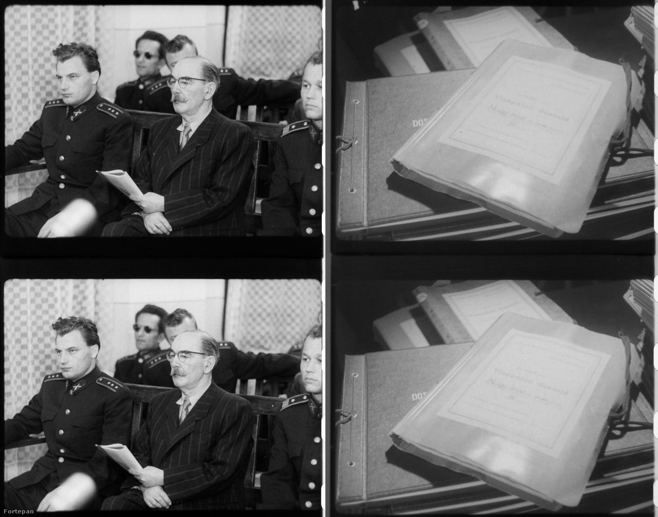 Kádár János Moszkvában állapodott meg az SZKP vezetőivel Nagy Imre és társai bíróság elé állításáról 1957 áprilisában. Ezután rögtön hazaszállították őket Snagovból, bekötött szemmel ültették őket repülőre, és azonnal a Gyorskocsi utcába vitték őket. Igaz, '56 november 22-én Nagy Imréék még a Kádár-kormány ígéretében bízva hagyták el a jugoszláv követséget - Kádár volt a november 4. előtti pártvezetés egyetlen tagja, aki ekkor szabadon volt.