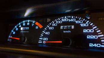 Sportos Honda 350 ezer kilométerrel