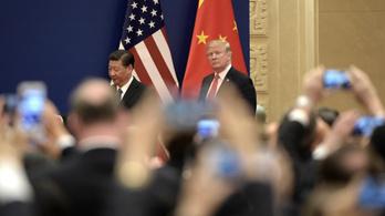 Trump hadat üzent a kínai gazdaságnak