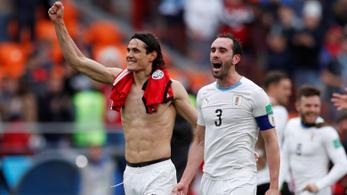 Suárez megkegyelmezett Egyiptomnak, Giménez nem