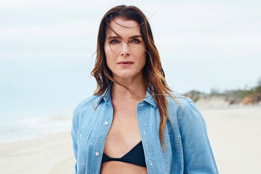 Brooke Shields 54 évesen is eszméletlenül jól néz ki