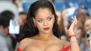 Rihanna pornófilmben keveset pislog