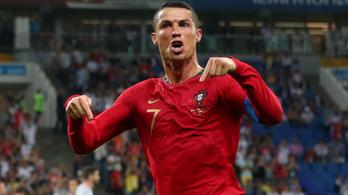 C. Ronaldo már a futballmúltunkat is lejjebb lökheti