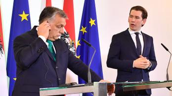 Kurz: A demokrácia nem alku tárgya, de másban nem szabad kioktatni Orbánt
