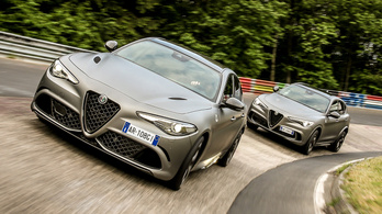 Nyomorúságos helyzetben az Alfa Romeo