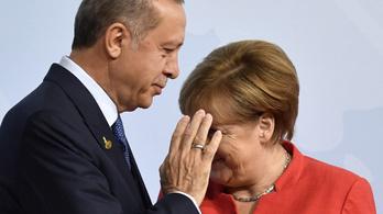 Németország beint Erdogannak