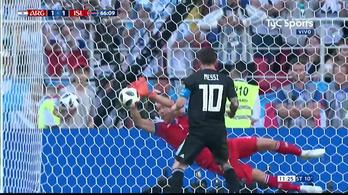 Messi rosszul rúgta, de mégiscsak egy filmrendező fogta a büntetőjét