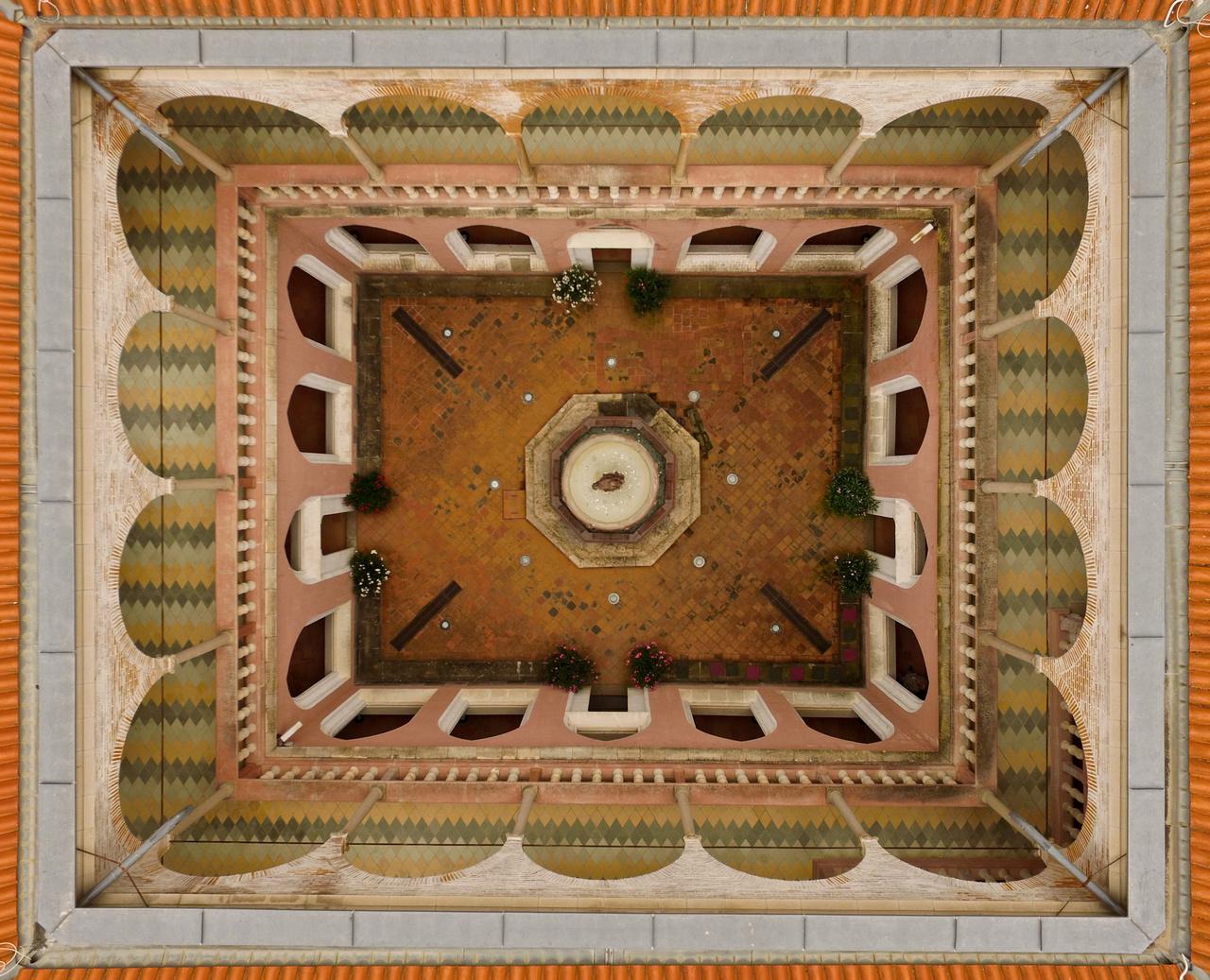 Visegrad Királyi palota