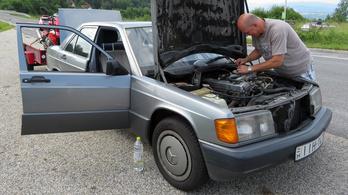 A sebesség oltára: Megint Ducatival a megint Dolomitokban