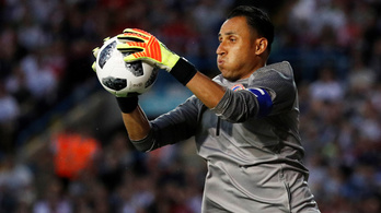 Szerbia kiszenvedte Costa Rica ellen a győzelmet