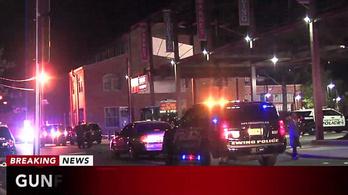 Lövöldözés volt egy művészeti fesztiválon New Jersey-ben