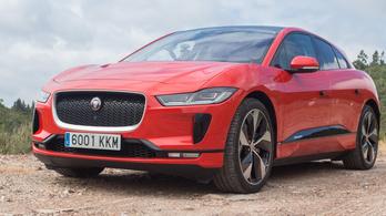 Bemutató: Jaguar I-Pace - 2018.