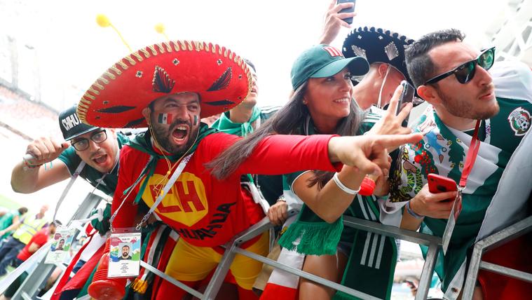 A mexikóiak megőrültek Moszkvában