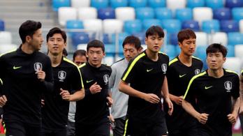 A rasszizmusra húzta fel a vb legnagyobb trükkjét Dél-Korea