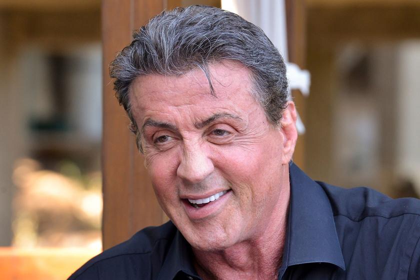 Sylvester Stallone gyönyörű lányával pózolt - A 20 éves Sistine igazi bombázó
