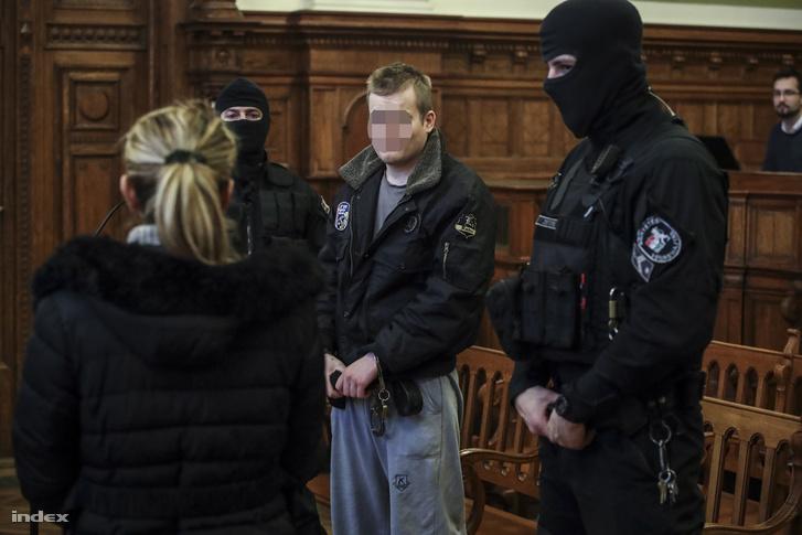 A Teréz körúti robbantó, P. László Gergely perének második tárgyalási napja a Fővárosi Törvényszéken 2018. február 7-én
