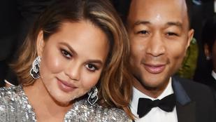 John Legend kiposztolta a felesége meztelen mellét, de nem szexuális értelemben