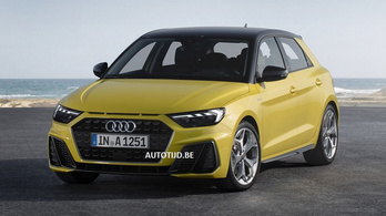 Kiderült, milyen lesz az új Audi A1-es