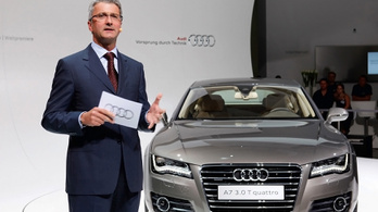Letartóztatták az Audi vezérét
