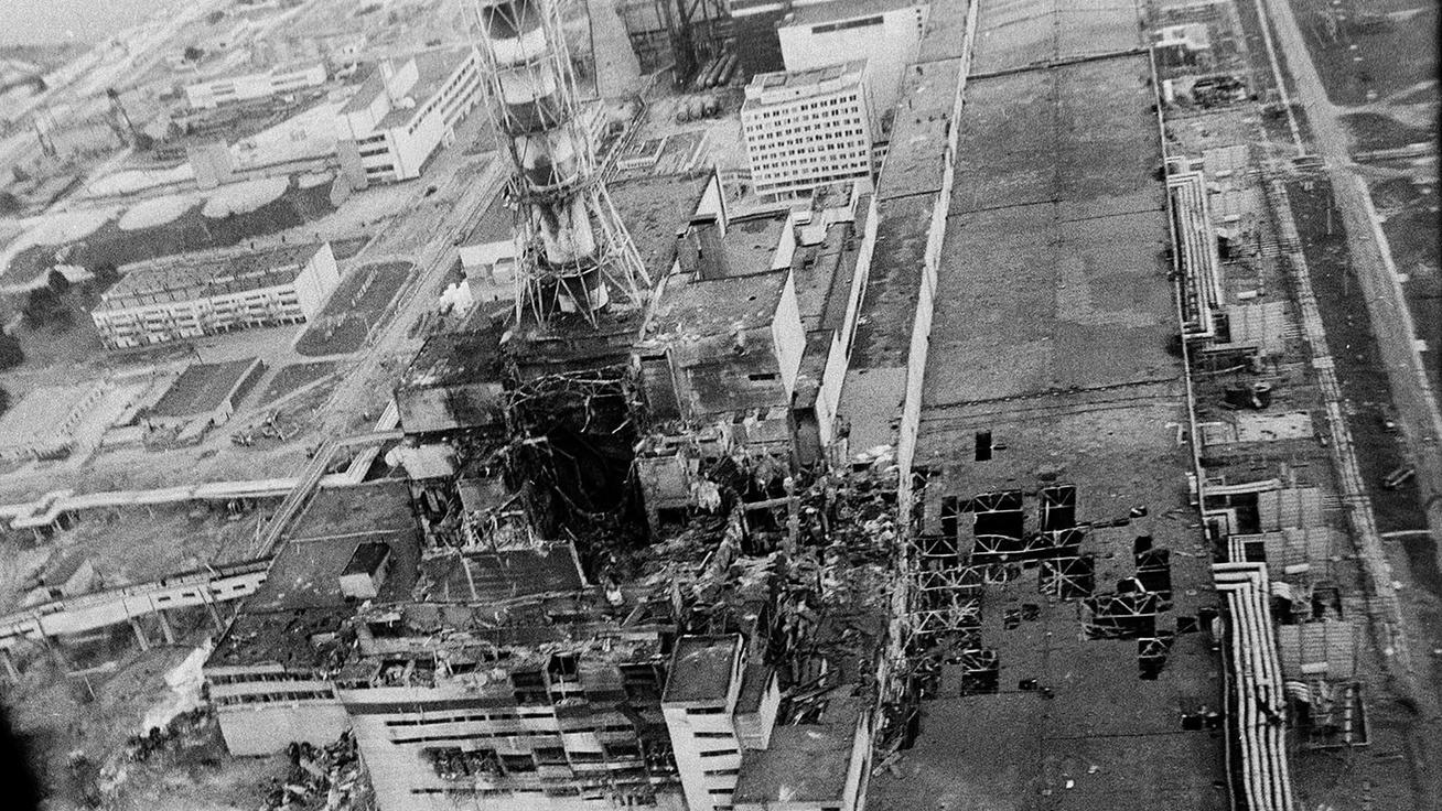 Ma is ugyanott ül a játékbaba, ahol a csernobili robbanáskor hagyták - Friss fotók