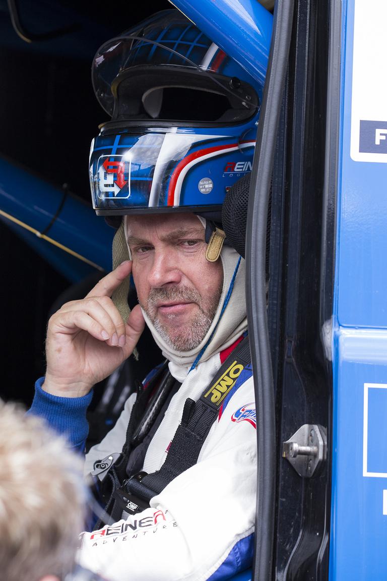 Rene Reinert a saját csapatával indulva két év szünet után tudta újra futamot nyerni, az első sorból Lenz-cel rajtolva, végig vezetve tudott végig vezetni