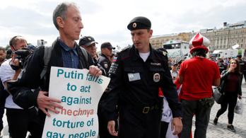 Hazarepülhetett Moszkvából az előállított brit melegjogi aktivista