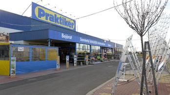 Új áruházakat nyitna a Praktiker