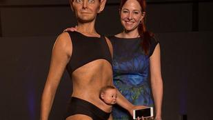 Egy anatómiaprofesszor megalkotta a tökéletes emberi testet