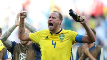 Videóbíró hozta a svéd győzelmet