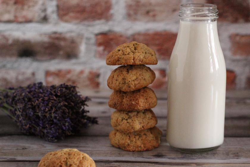 Citromos-levendulás keksz: vigyázat, addiktív!