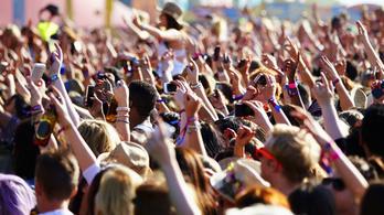 A nők közel felét zaklatják a fesztiválokon