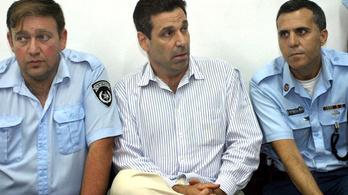 Iránnak kémkedett a drogcsempész, csaló izraeli miniszter