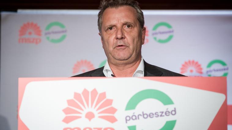 Megrovást kapott a korábbi MSZP-pártelnök