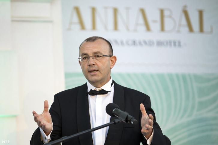 Bóka István polgármester