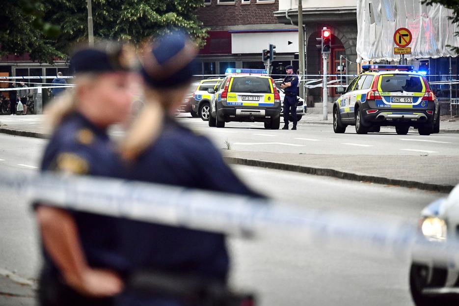 Lövöldözés Malmöben: három súlyos sérült