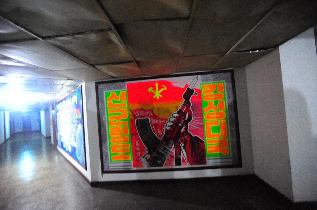 Propagandafestés az 5. szinten