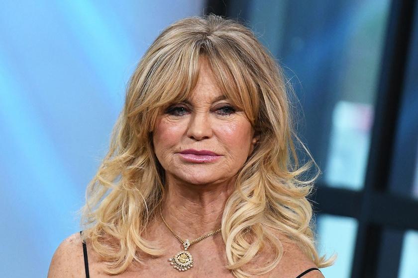 A 72 éves Goldie Hawn fürdőruhában - Lánya posztolta a fotókat