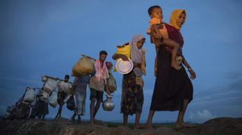 Rekordszámú menekült van a Földön: 68,5 millió