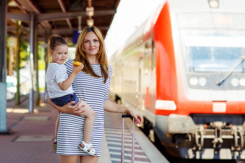 Milyen kedvezményeket ad a MÁV, ha gyerekkel utaztok? Jó tudni