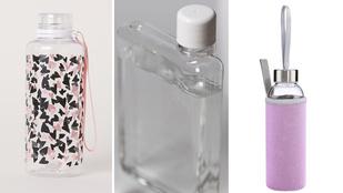 Vízre szükség van - vidd magaddal a legszebb palackokban! Mutatjuk, melyikben!