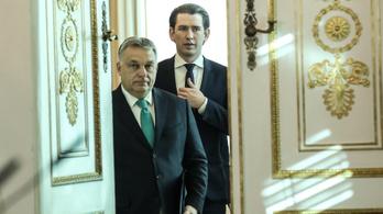 Budapestre jön Sebastian Kurz, a V4 országokkal tárgyal