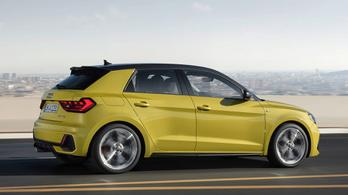 Minden kiderült az új Audi A1 Sportbackről