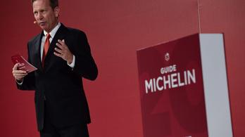 Távozik a Michelin Guide igazgatója