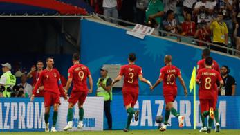 Tényleg kellett, hogy egy portugál ne ünnepelje Ronaldót?