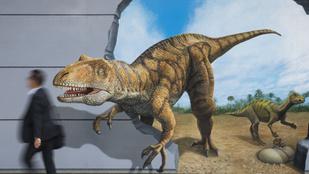 Akár már 5 éven belül újra élhetnek dinók a Földön