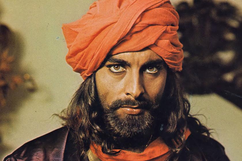Emlékszel a Sandokan sztárjára? - Friss fotón a 72 éves Kabir Bedi